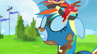 Rainbow Dash --just testing you guys-- S6E7