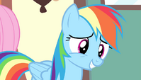 Rainbow Dash being humble S4E24
