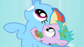 Rainbow Dash rescues Aura S2E8.png