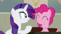 "Rarity ""it's exquisite"" S6E12"