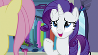 Rarity -and that's just given me- S8E4