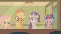 Rarity I wonder filly or colt S2E13