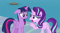 "Starlight ""stop you from doing your job"" S8E2"