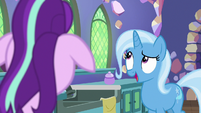 "Trixie ""you need some snacks"" S7E2"