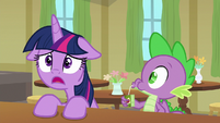 """Twilight """"if Dusty Pages won't go back"""" S9E5"""