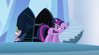 Twilight 'Stairs' S3E2