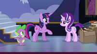 Twilight --I may have offered some guidance-- S6E25