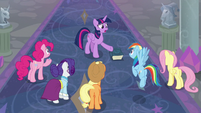 Twilight -most important thing we've ever done- S8E1