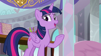 Twilight -thank you so much for supporting- S8E1