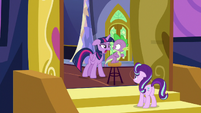 Twilight Changeling --a certain dragon didn't get his nap-- S6E25