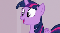 "Twilight Sparkle ""in order to escape!"" S7E2"