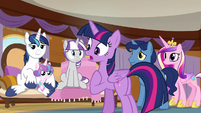 "Twilight Sparkle ""let down all these ponies"" S7E22"