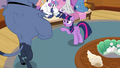 Twilight Sparkle complaining to Iron Will S7E22.png