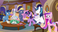 Twilight Sparkle learns her lesson S7E22