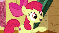 "Apple Bloom ""we've gotta go see Twilight"" S6E19"