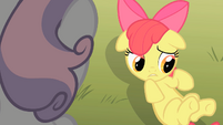Apple Bloom stick to punches and kicks S1E18