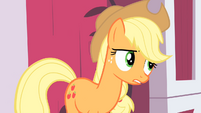 Applejack 'and claws' S4E07