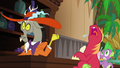 Big Mac wails over Sugar Belle all over again S8E10.png