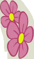 Bubblegum Blossom cutie mark crop S5E16.png