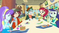 Canterlot High School fashionistas EG