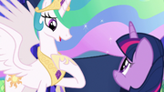 "Celestia ""taught me just as much as I taught you"" S7E1"