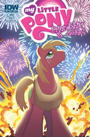 Comic Issue 10 Cover B