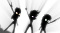 Cutie Mark Crusaders on-stage silhouette EG2.png