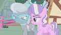 Diamond Tiara and Silver Spoon walk by S1E12.png