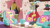 "Discord ""I can assure you that for the first time"" S7E12"