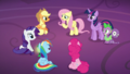 """Fluttershy """"refuse to come out until morning"""" S5E21.png"""
