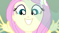 """Fluttershy """"this one's got beautiful fins"""" SS7"""