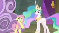 "Fluttershy ""while you watch me"" S8E7"