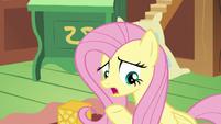 Fluttershy --Princess Celestia's taking us-- S6E17
