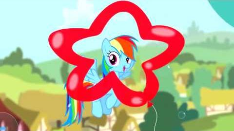Italian My Little Pony The Goof Off HD
