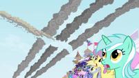 Los ponies asombrados2 S1E3