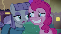 "Maud Pie answering ""okay"" S8E3"