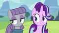 Maud Pie pointing her eyes off-screen S7E4.png