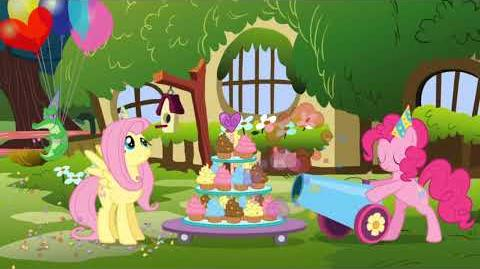 My Little Pony Buon compleanno