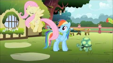 My Little Pony FiM - Find a Pet Song - Romanian