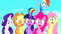 My Little Pony La Magia de la Amistad Capitulo 02 T6 Momento 01