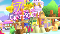 My Little Pony mobile game - Create your own Canterlot!