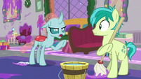 "Ocellus ""I do not want to miss"" S8E16"