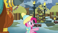 "Pinkie Pie ""sorry to interrupt Snilldar Fest"" MLPBGE"