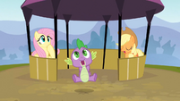 Rainbow Dash Topples the Tower 6 S3E09