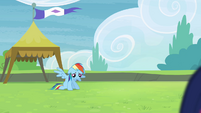 Rainbow Dash indecisive S4E10