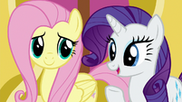 "Rarity ""that's what friends are for"" S8E24"