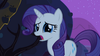 Rarity is disappointed S2E5