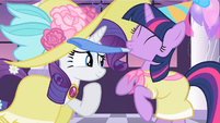 Rarity little fillies room S2E9
