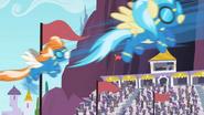 S02E09 Misty Fly i Fire Streak lecą z dużą szybkością
