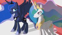 S03E01 Luna i Celestia